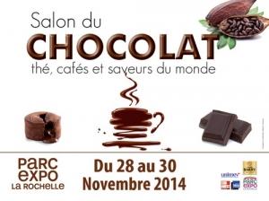 Salon du chocolat the cafe saveurs du monde parc - Invitation gratuite salon du chocolat ...