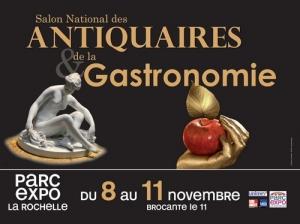 Salon national des antiquaires parc expositions location salle de spectacle et concert a la - Salon antiquaires la rochelle ...